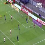 Sergio Rochet (Nacional) penalty save against River Plate 42'