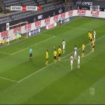 Borussia Dortmund 0-1 Stuttgart - Silas Wamangituka PK 26'