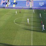 Crotone 1-0 Spezia - Junior Messias 7'