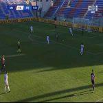 [Ekstraklasaboners] Crotone 1-[1] Spezia - Diego Farias 18'