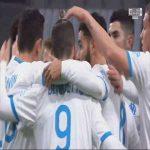Marseille 2-0 Monaco - Darío Benedetto 13'
