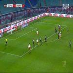 RB Leipzig 1-0 Werder Bremen - Marcel Sabitzer PK 26'