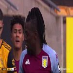 Superb skill and control from Villa's Bertrand Traoré vs Wolves 44'