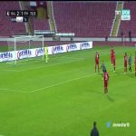 [Turkish 2nd Division] Balikesirspor 2-[2] Eskisehirspor - 73' Furgan Polat (Great Goal)