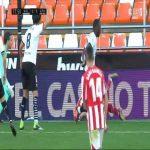 Valencia 1-[2] Athletic Bilbao - Raúl García PK 79'