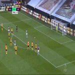 Wolves 0-1 Aston Villa - Anwar El Ghazi PK 90+4'