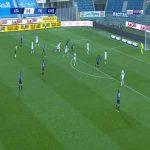 Atalanta 1-0 Fiorentina - Robin Gosens 44'
