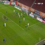 Augsburg 1-[2] Schalke - Nassim Boujellab 61'