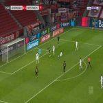 Bayer Leverkusen [3]-1 Hoffenheim - Florian Wirtz 55'