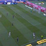 Bologna 1-[4] Roma - Jordan Veretout 35'