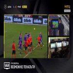 CSKA Moscow [2]-1 Ural - Nikola Vlasic penalty 60'