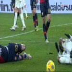 Genoa 1-[2] Juventus - Cristiano Ronaldo penalty 76'