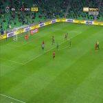 Krasnodar 2-0 Lokomotiv Moscow - Remy Cabella 11'