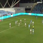 Manchester City's Caroline Weir hits late Women Super League winner against Arsenal