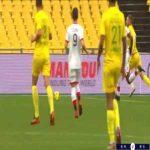 Nantes 1-0 Dijon - Moses Simon penalty 24'