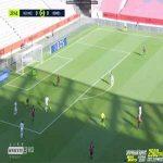 Nice 0-1 Rennes - M'Baye Niang 28'