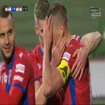Raków Częstochowa 1-0 Jagiellonia Białystok - Andrzej Niewulis 17' (Polish Ekstraklasa)