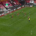 Southampton 1-0 Sheffield Utd - Che Adams 35'