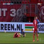 Twente [1]-2 AZ | Danilo 73' Penalty