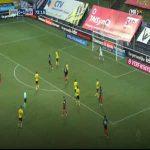 VVV Venlo 0-2 Feyenoord - Steven Berghuis 73'