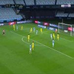 Celta Vigo 1-0 Cadiz - Nolito 6'