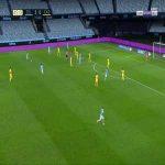 Celta Vigo 4-0 Cadiz - Brais Mendez 45'+1'