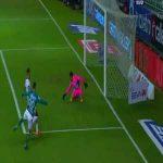 Leon [1] - 0 Pumas - Emanuel Gigliotti 12' (2-1 on aggregate)
