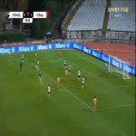 Montijo 0-2 Braga - Paulinho 30'