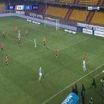 Benevento 0-1 Lazio - Ciro Immobile 25'