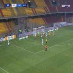 Benevento [1]-1 Lazio - Pasquale Schiattarella 45'
