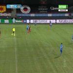 Excelsior 1-0 PEC Zwolle - Thomas Oude Kotte 63'