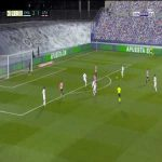 Real Madrid [3] - 1 Athletic Bilbao - Karim Benzema 90+2'