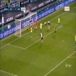 Sporting 2-0 Mafra - Tabata 70'
