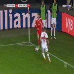 Stuttgart 0-2 Union Berlin - Taiwo Awoniyi 77'