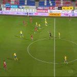 Viktoria Plzeň 2-0 Teplice - Adriel Ba Loua 32'