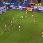 Viktoria Plzeň 3-0 Teplice - Aleš Čermák 45+2'