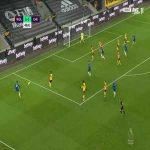 Wolves 0 - [1] Chelsea - Olivier Giroud 49'