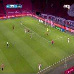 Ajax 0-[1] FC Utrecht   Mimoun Mahi 2'