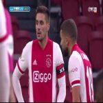 Ajax [1]-1 FC Utrecht | Dusan Tadic 8'