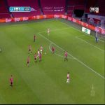 Ajax [3]-2 FC Utrecht | Tommy St Jago 54' Own Goal