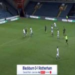 Blackburn 0-1 Rotherham - Michael Smith 61'