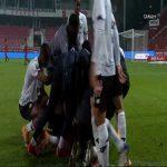 Dijon 0-2 Lille - Timothy Weah 90+3'