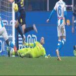 Inter 1-0 Napoli - Romelu Lukaku penalty 71'