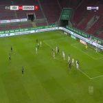 Köln 0-1 Bayer Leverkusen - Mitchell Weiser 8'