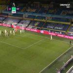Leeds 2-[2] Newcastle - Ciaran Clark 65'