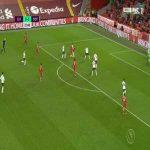 Liverpool [1] - 0 Tottenham - Mohamed Salah 26'