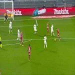 Lyon 0-1 Brest - Anthony Lopes OG 40'