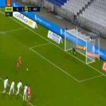 Lyon 2-[2] Brest - Romain Faivre penalty 90'+2'