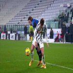 Pierluigi Gollini (Atalanta) penalty save against Juventus 61'