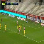 Reims [2]-1 Nantes - Boulaye Dia penalty 72'